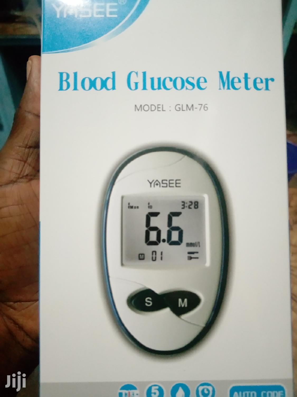 Quality And Durable Glucometer Machine And Strips | Tools & Accessories for sale in Korle Gonno, Greater Accra, Ghana