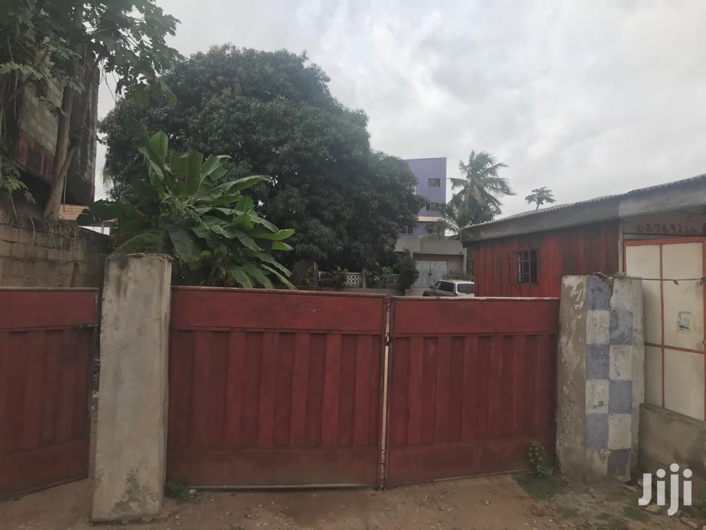 2 Plots Of Land For Sale At At Odorkor To Sakaman Main Road