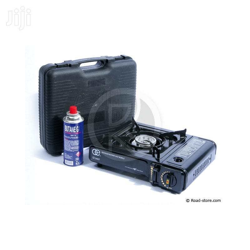 Portable Gas Stove Plus 2 Catridges