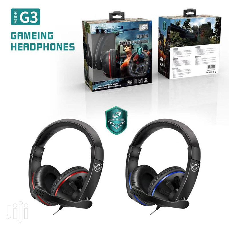 G3 Gaming Headsets With Mic