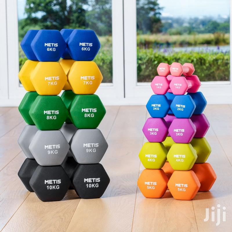 Dumbell (0.5kg and Above)