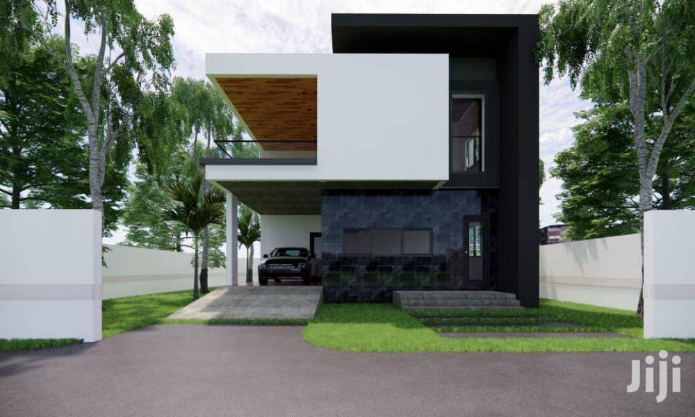 4 Bedroom House for Sale at Ashongman Estate