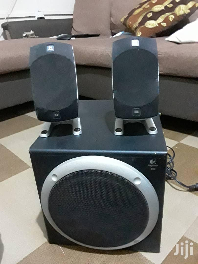 Archive: Logitech Z560 Speakers