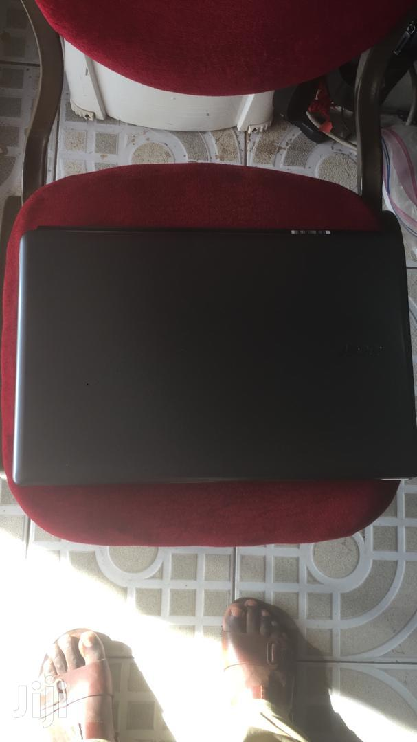 Archive: Laptop Acer Aspire 1 4GB Intel Core I5 HDD 500GB
