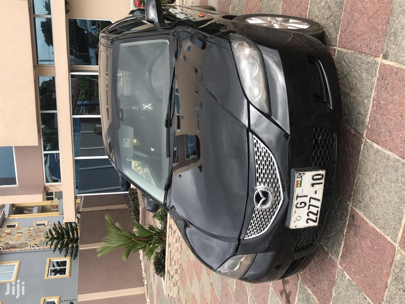Archive: Mazda 3 2008 2.0 Dynamic Black