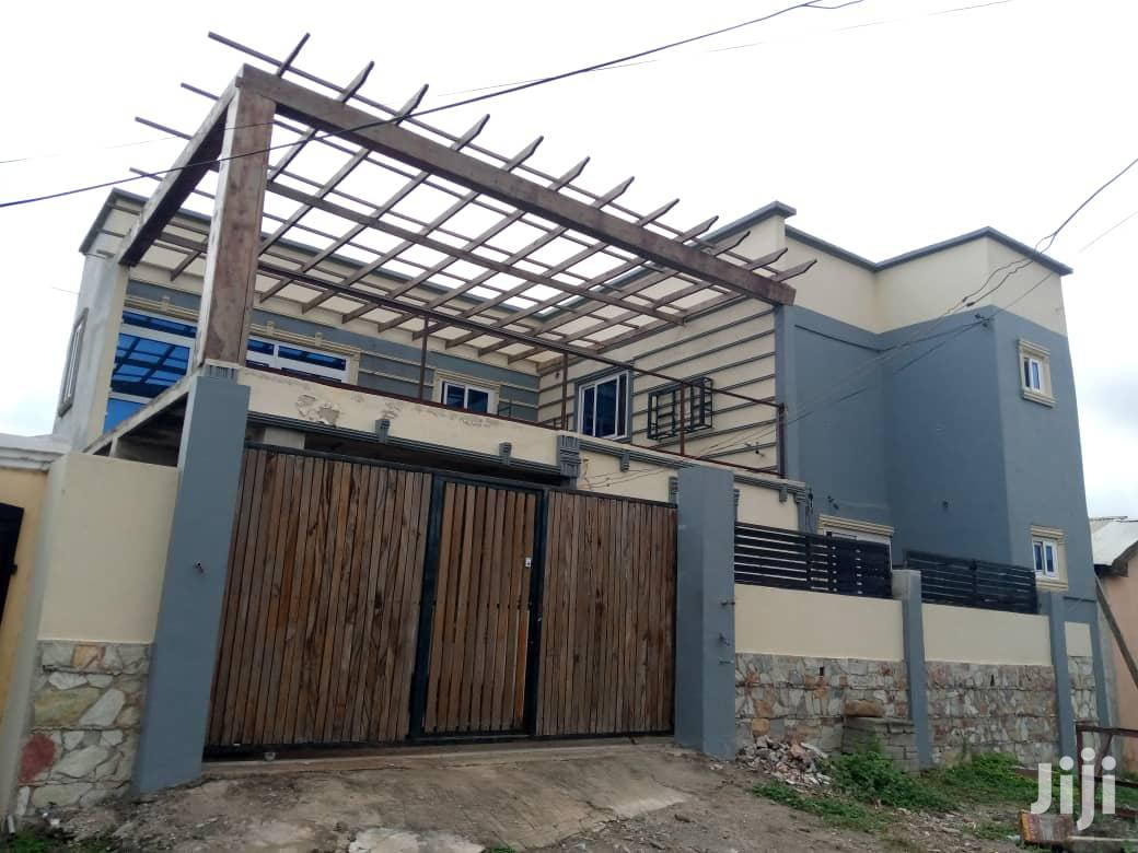 Exec 4bedroom Land Title Uncompleted Hse For Sale At Haatso