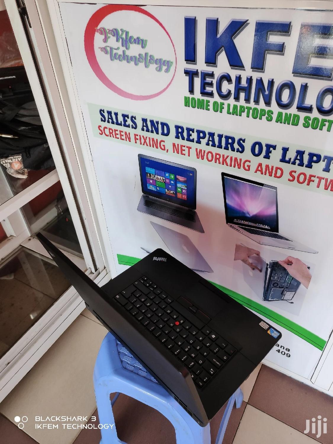 Laptop Lenovo ThinkPad Edge 15 4GB Intel Core I5 HDD 320GB | Laptops & Computers for sale in Kokomlemle, Greater Accra, Ghana