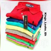 Original Ralph Lauren,Lacoste,Bape Club T'Shirt.   Clothing for sale in Greater Accra, Akweteyman
