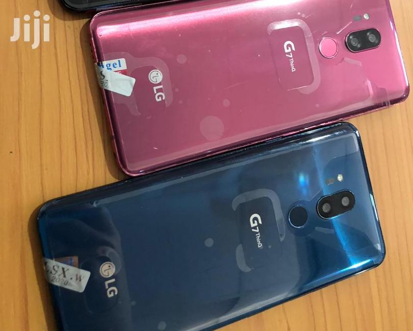 New LG G7 ThinQ 64 GB Black