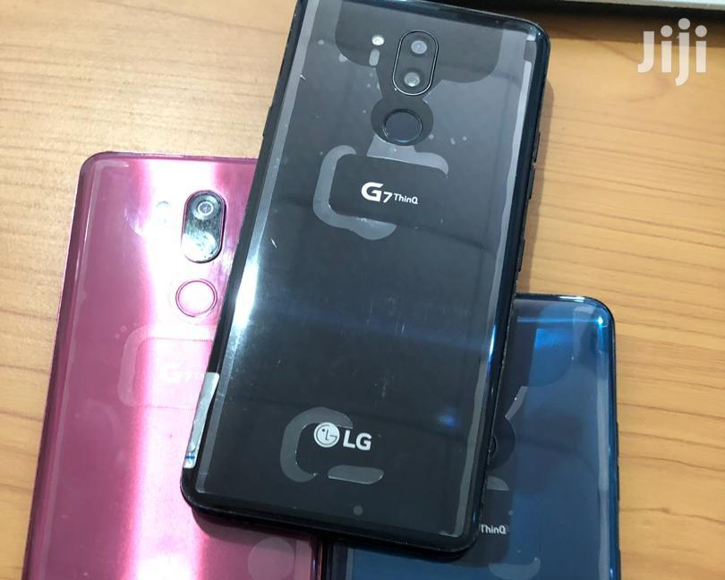 New LG G7 ThinQ 64 GB Black   Mobile Phones for sale in Accra Metropolitan, Greater Accra, Ghana