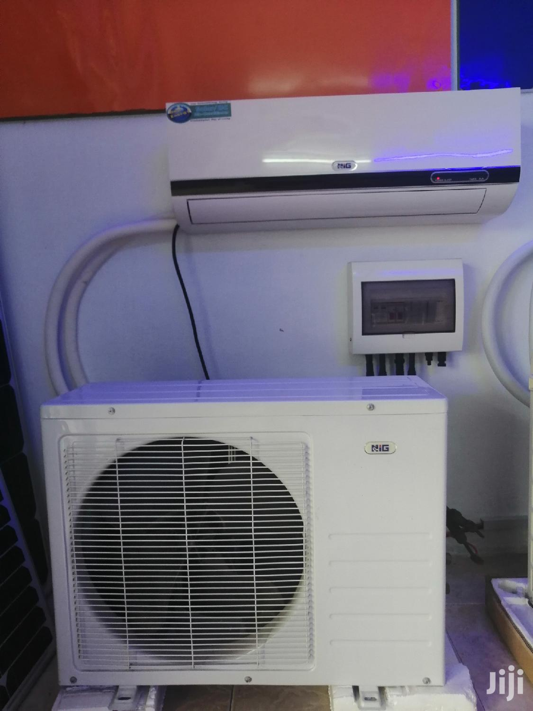1hp 100% Solar Power Air Conditioner