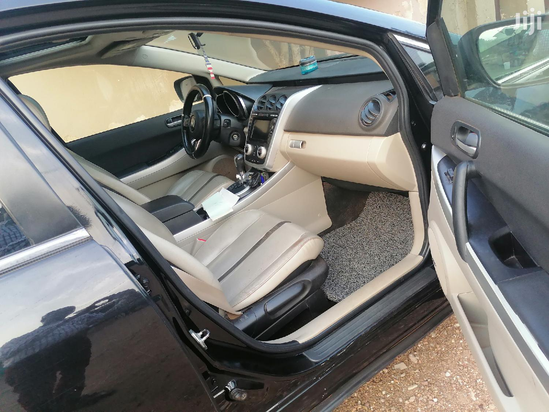 Archive: Mazda CX-7 2008 2.3 Black