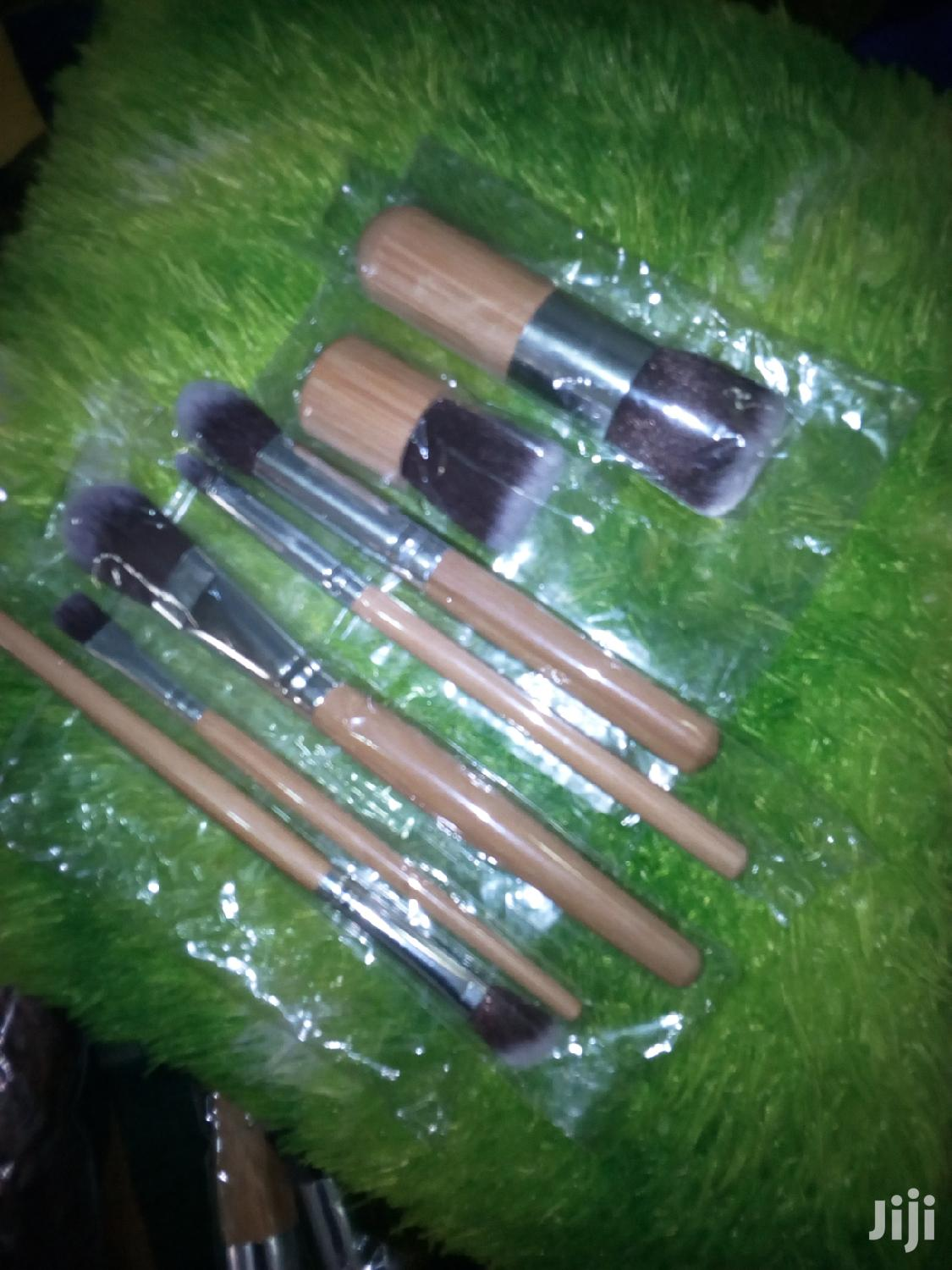 7pcs Makeup Brush Set | Health & Beauty Services for sale in Madina, Greater Accra, Ghana