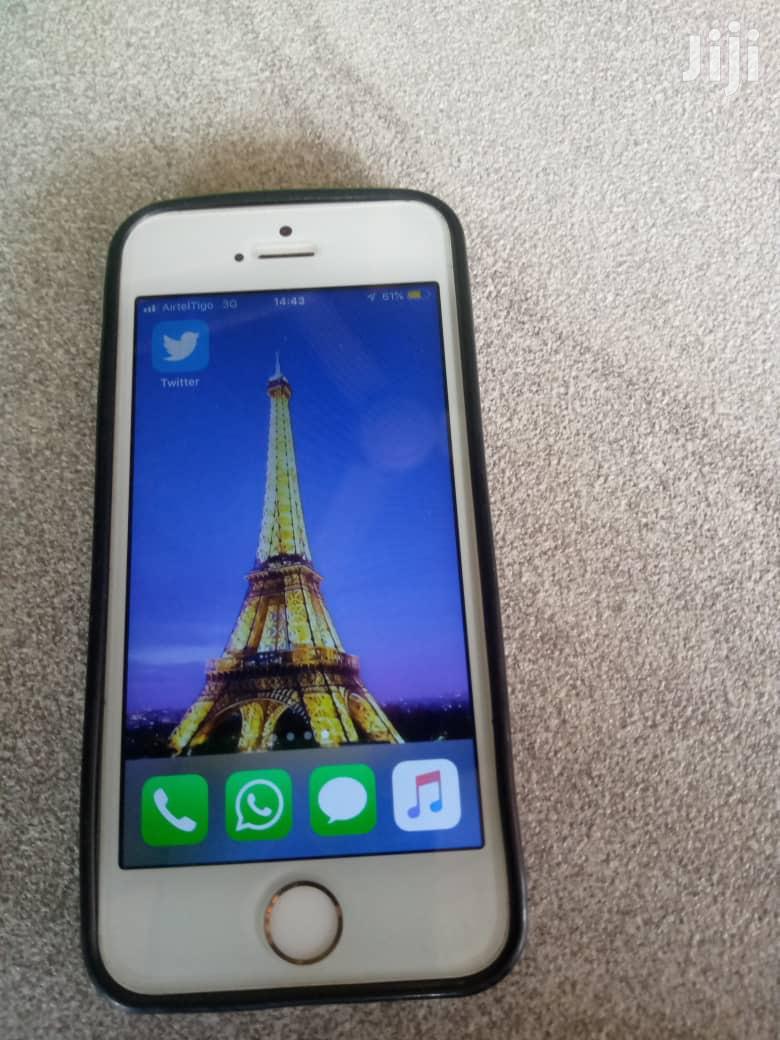 Apple iPhone 5s 16 GB Silver