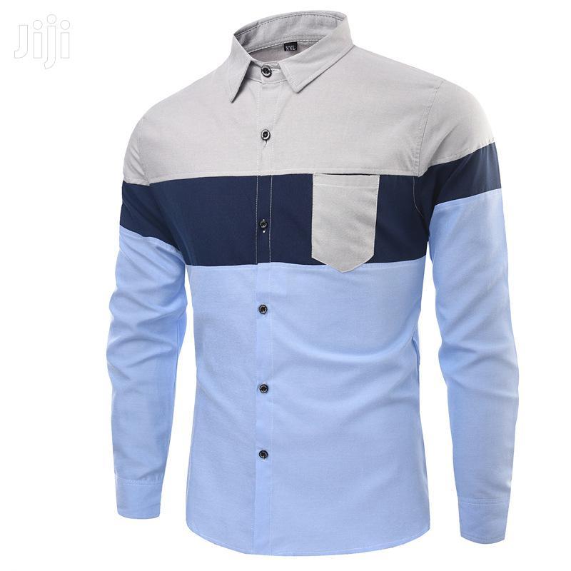 Men's Long Sleeves Shirt
