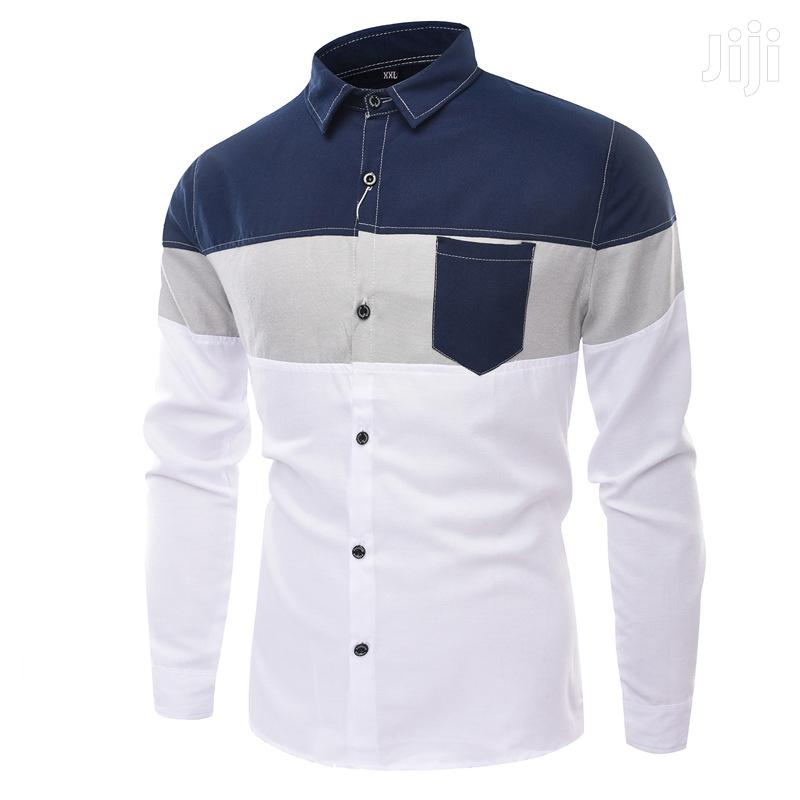 Men's Long Sleeves Shirt   Clothing for sale in Accra Metropolitan, Greater Accra, Ghana