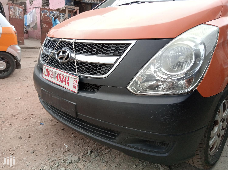 Hyundai H1 2008 Orange   Cars for sale in Nungua East, Greater Accra, Ghana