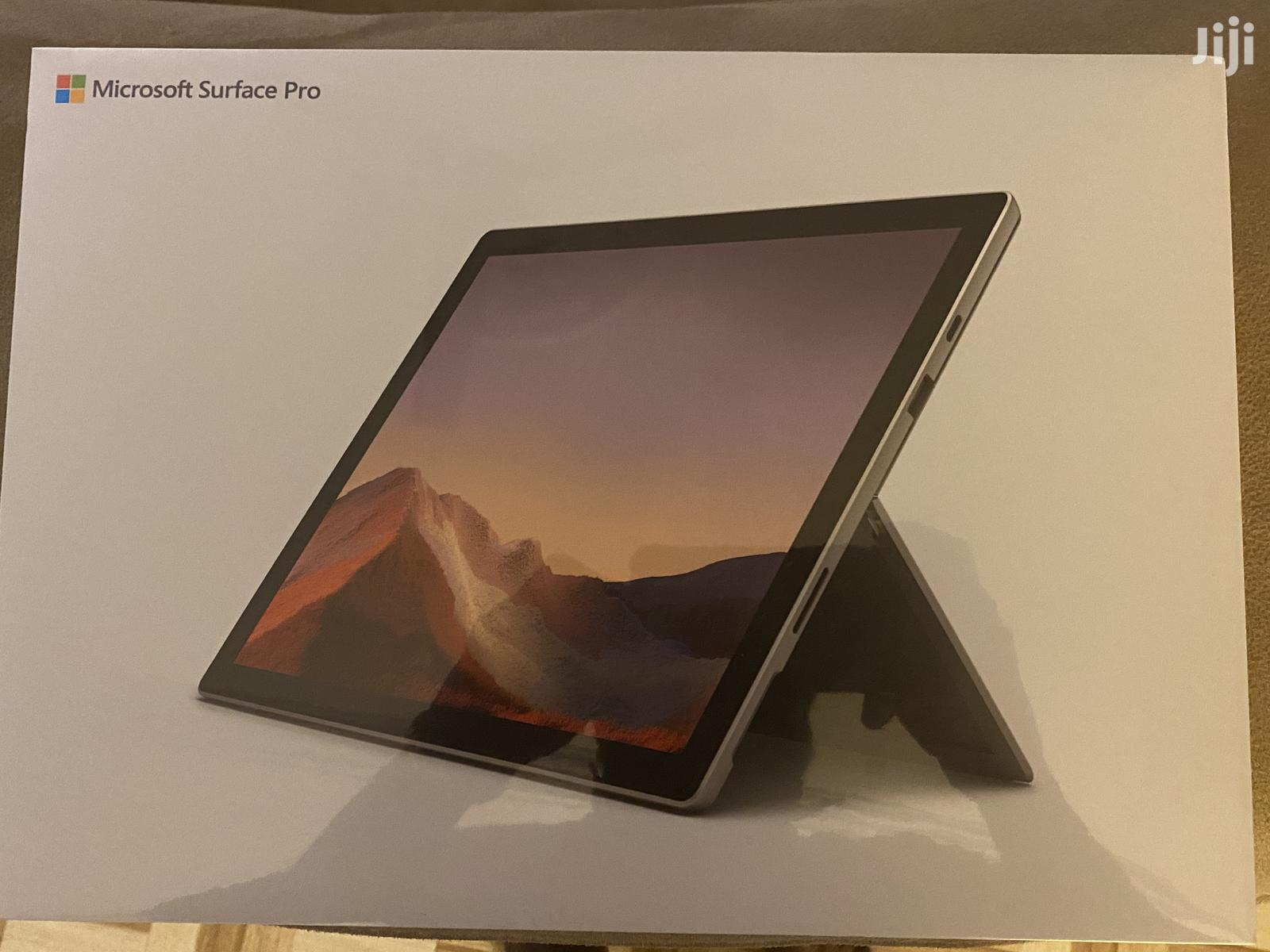 New Microsoft Surface Pro 128 GB Gray   Tablets for sale in East Legon, Greater Accra, Ghana
