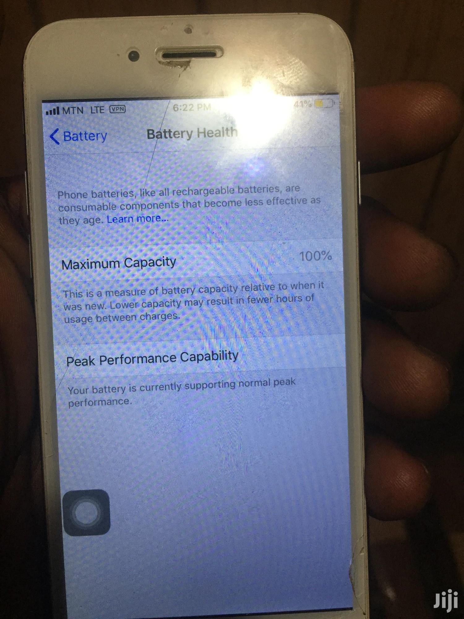 Apple iPhone 6 16 GB Gray | Mobile Phones for sale in Kwahu West, Eastern Region, Ghana