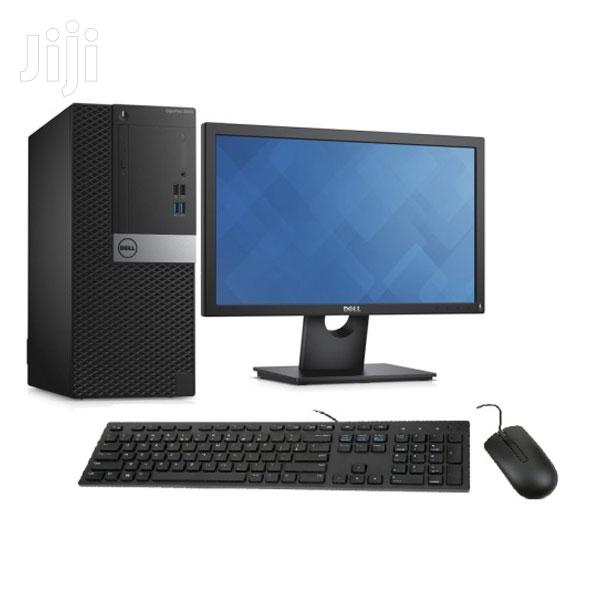 New Desktop Computer Dell OptiPlex 7760 16GB Intel Core i7 HDD 1T | Laptops & Computers for sale in Adenta Municipal, Greater Accra, Ghana