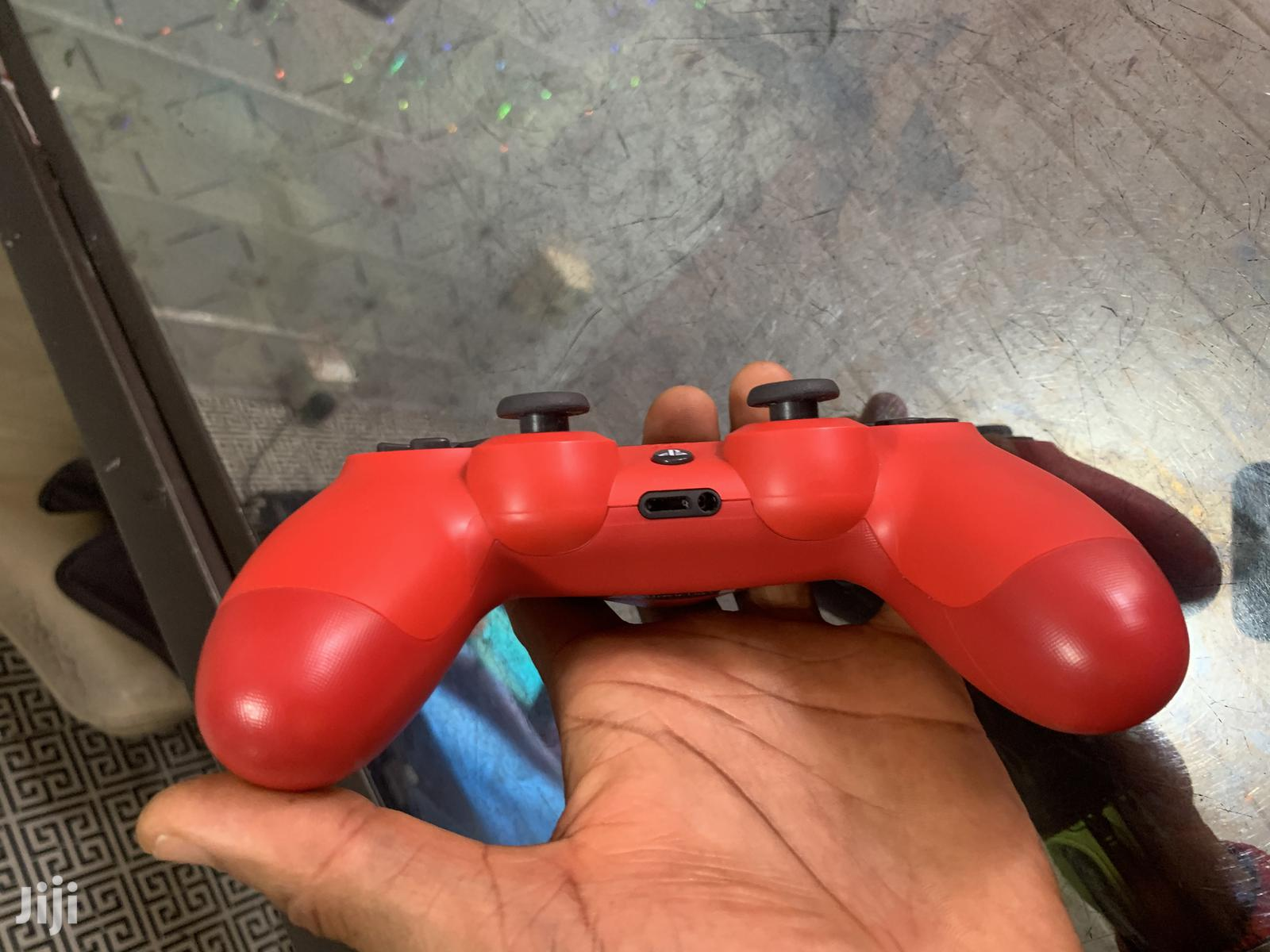 Playstation 4SLIM Controller ORIGINAL | Video Game Consoles for sale in Kokomlemle, Greater Accra, Ghana
