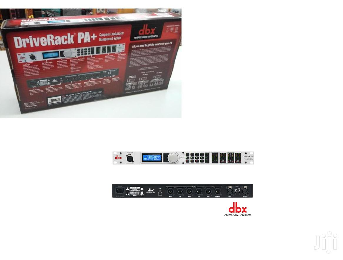 Dbx Driverack PA+ Complete Loudspeaker Management System