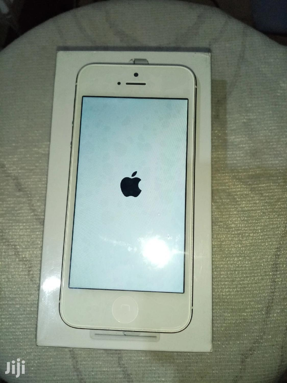 New Apple iPhone 5 16 GB White | Mobile Phones for sale in Accra Metropolitan, Greater Accra, Ghana