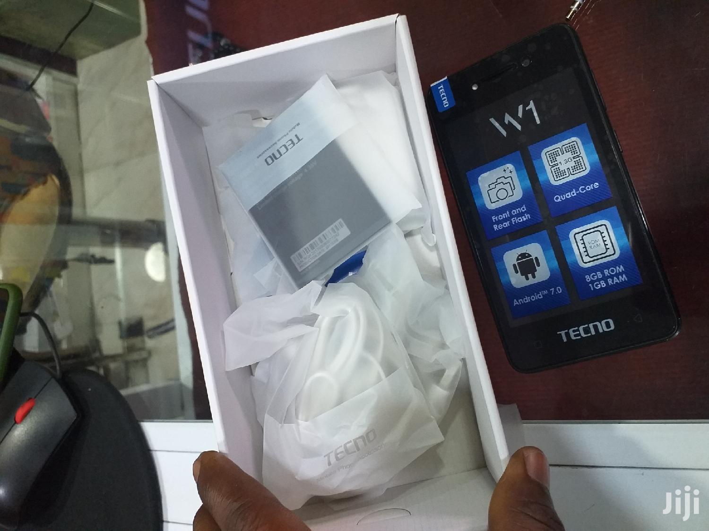 Archive: New Tecno W1 8 GB Black