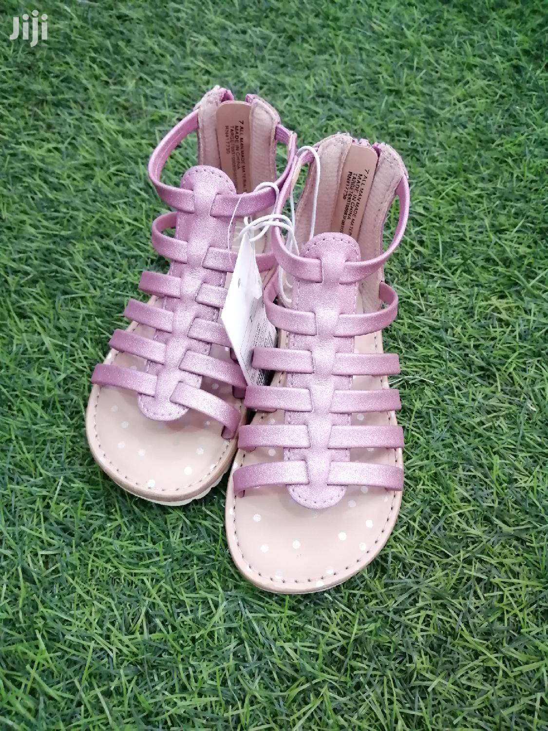 Cat And Jack Sandals Size U.S 9 | Children's Shoes for sale in Korle Gonno, Greater Accra, Ghana