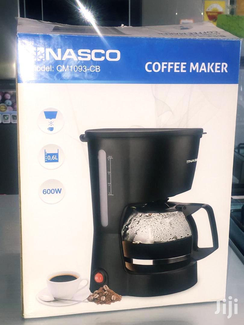 NASCO Coffee Maker (CM1093-CB) | Kitchen Appliances for sale in Accra Metropolitan, Greater Accra, Ghana