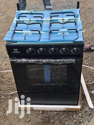 60x60 Nasco 4 Burner Gas Cooker With Oven & Grill | Kitchen Appliances for sale in Greater Accra, Adabraka
