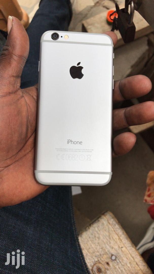 Apple iPhone 6 64 GB Silver | Mobile Phones for sale in Tema Metropolitan, Greater Accra, Ghana