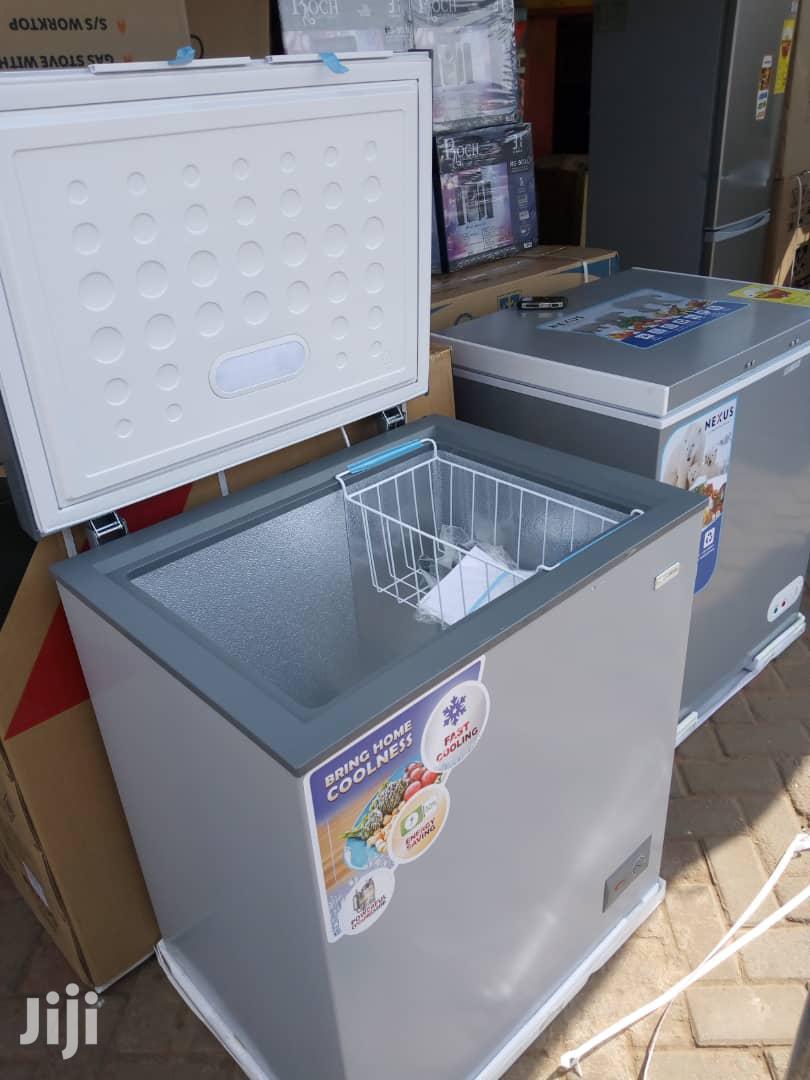 Nasco 150ltr Chest Freezer