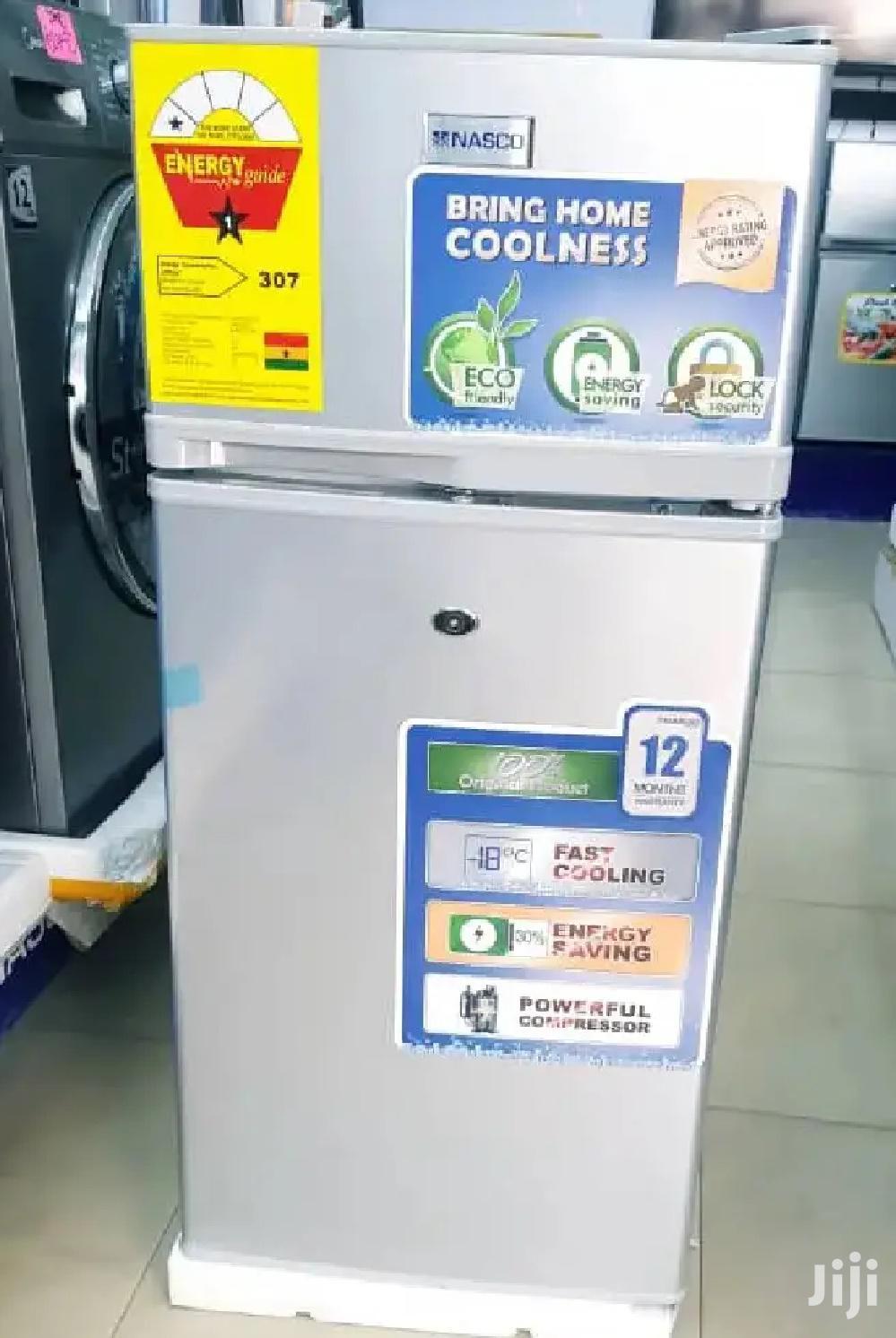 NASCO 98 Liters Top Freezer Fridge