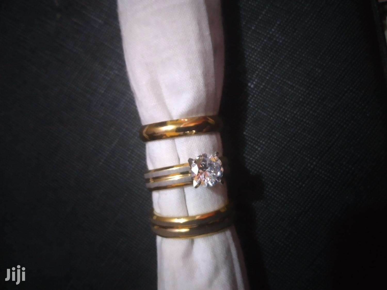 3set Wedding Rings | Wedding Wear & Accessories for sale in Adenta Municipal, Greater Accra, Ghana