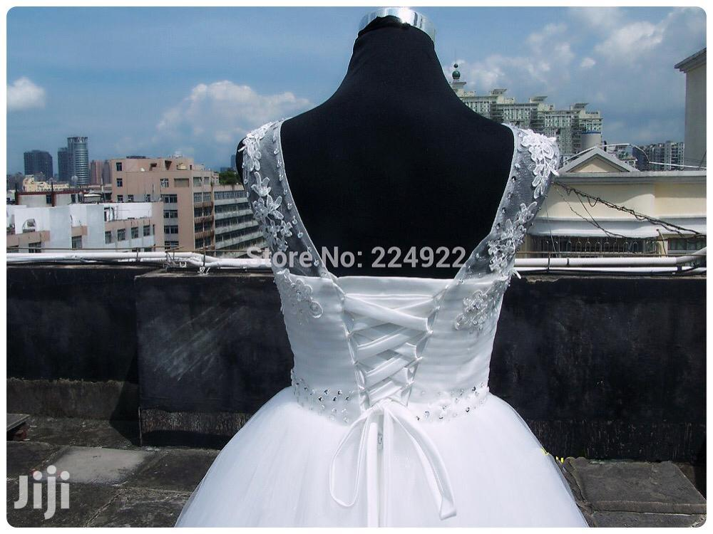 Ball Wedding Gown With Veil | Wedding Wear & Accessories for sale in Ga West Municipal, Greater Accra, Ghana