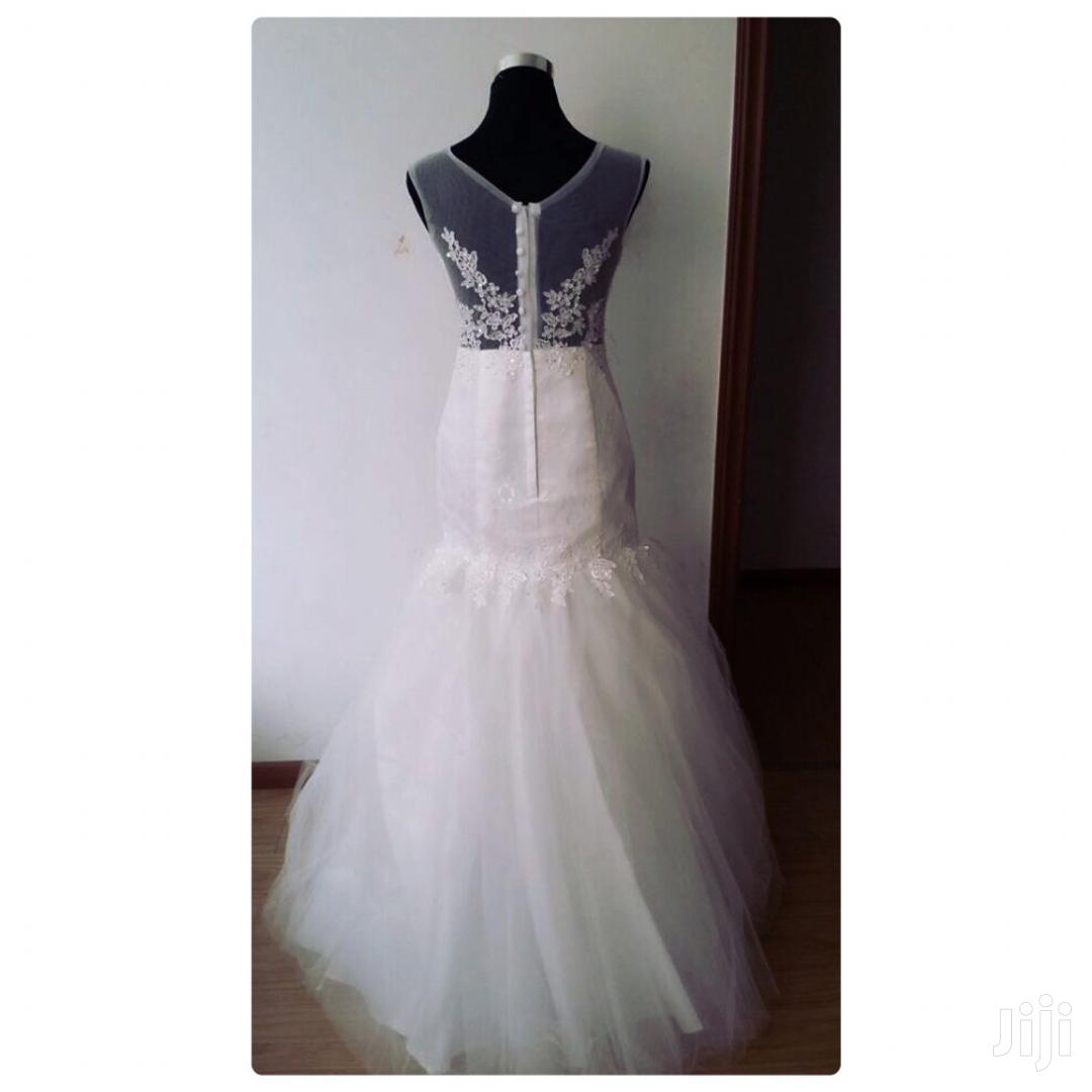 Mermaid Wedding Dress With Veil | Wedding Wear & Accessories for sale in Ga West Municipal, Greater Accra, Ghana