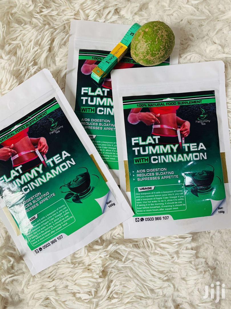 Flat Tummy and Slimming Tea | Vitamins & Supplements for sale in Kumasi Metropolitan, Ashanti, Ghana