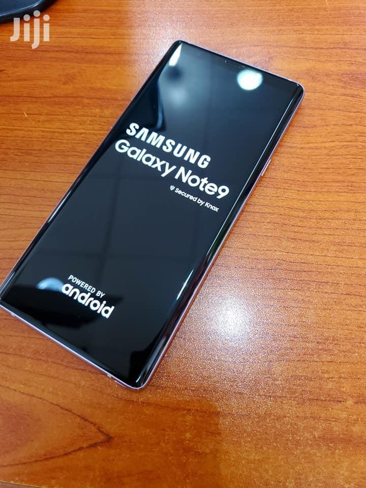 New Samsung Galaxy Note 9 128 GB Black   Mobile Phones for sale in Achimota, Greater Accra, Ghana