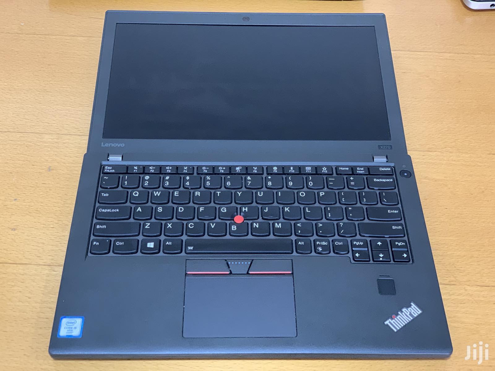 Archive: Laptop Lenovo ThinkPad X270 8GB Intel Core I5 SSD 256GB