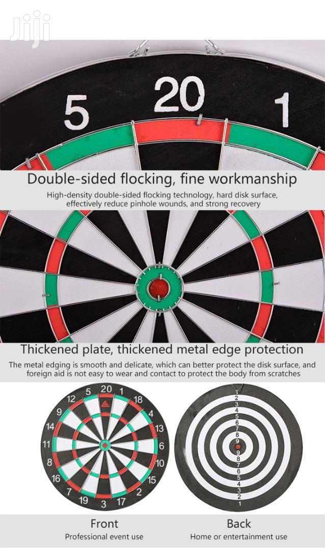 Archive: Safety Dart Board Game Set