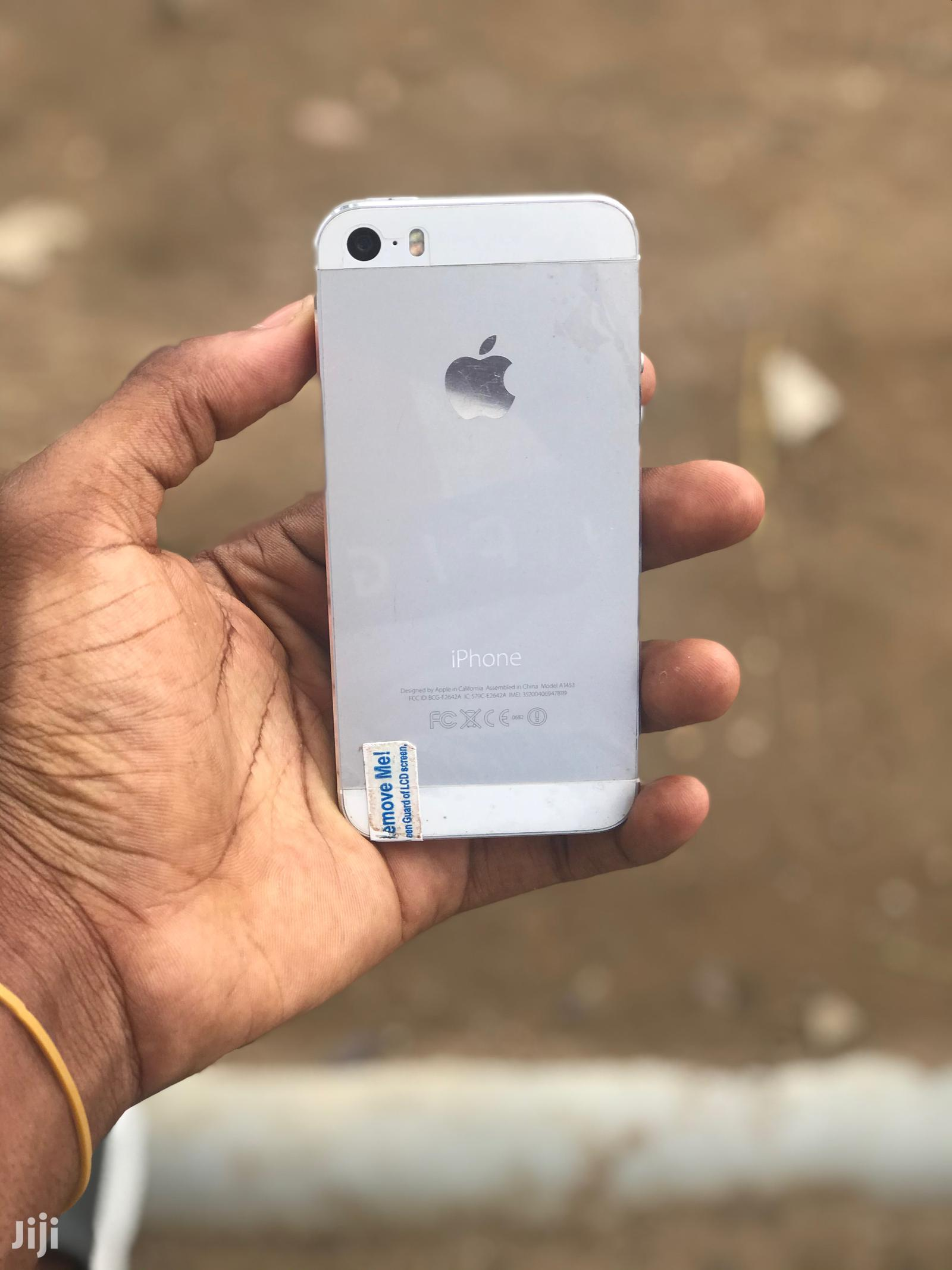 New Apple iPhone 5s 16 GB White | Mobile Phones for sale in Tema Metropolitan, Greater Accra, Ghana