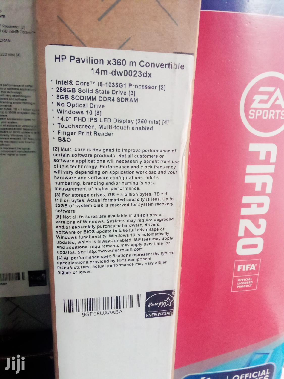 New Laptop HP Pavilion 14 8GB Intel Core i5 SSD 256GB | Laptops & Computers for sale in Osu, Greater Accra, Ghana