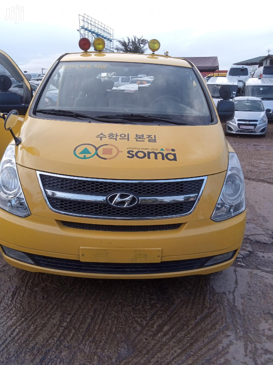 Hyundai Starex | Buses & Microbuses for sale in Achimota, Greater Accra, Ghana