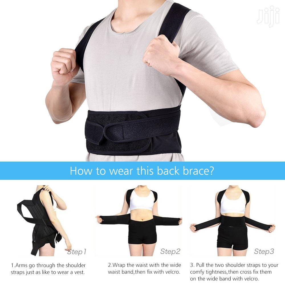 Back Posture Corrector Spine Support | Tools & Accessories for sale in East Legon, Greater Accra, Ghana