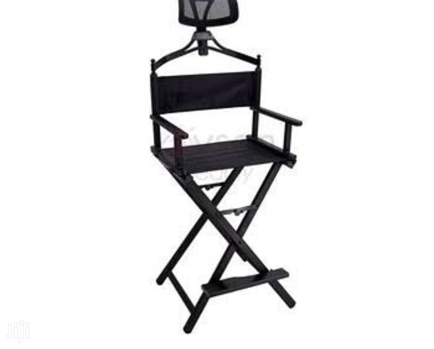 Make Up Chair and 18 Inches Ringlight for Rent and Sale   Accessories & Supplies for Electronics for sale in Ga East Municipal, Greater Accra, Ghana