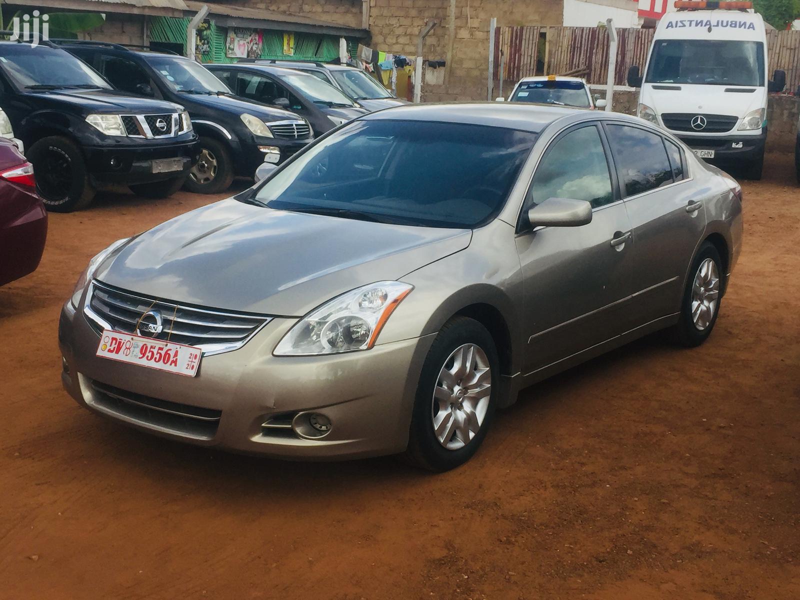 Archive: Nissan Altima 2.5 SL 2012