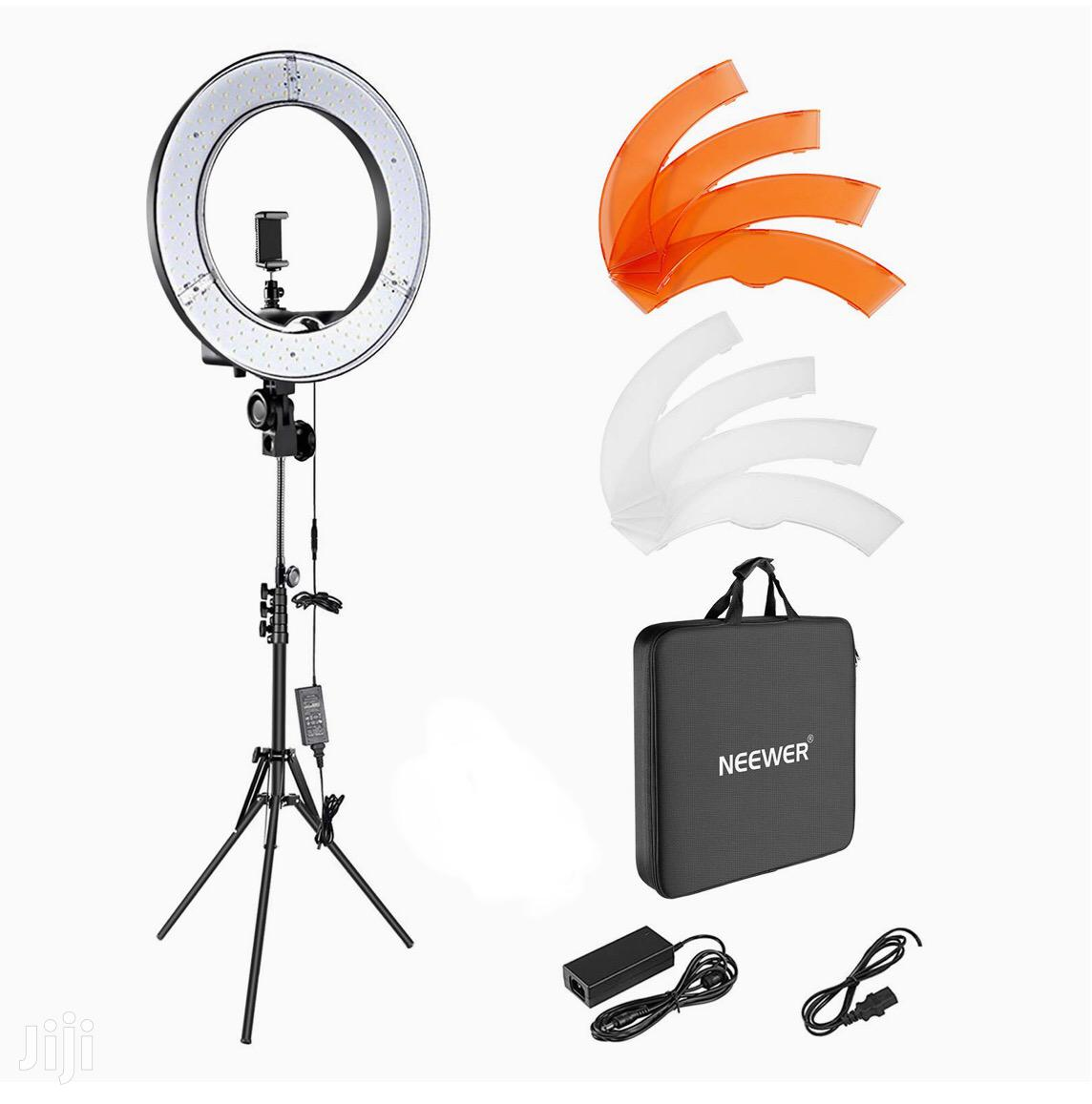 Archive: 18 Inches Ring Light With Stand For Makeup Artist