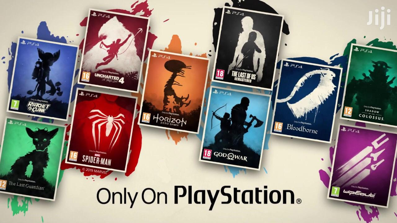 PS4 Games Download