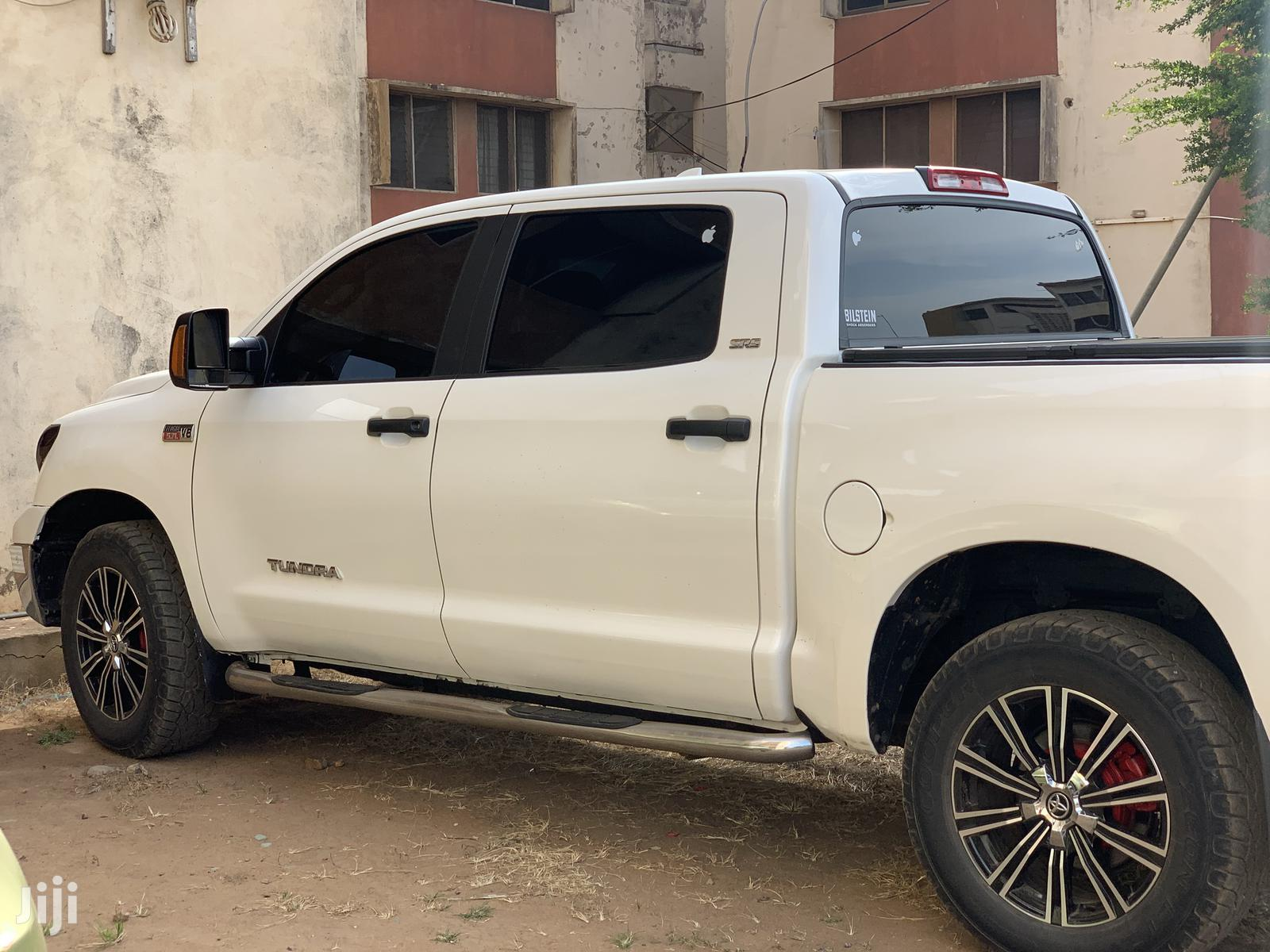 Archive: Toyota Tundra 2012 CrewMax Limited 5.7L White